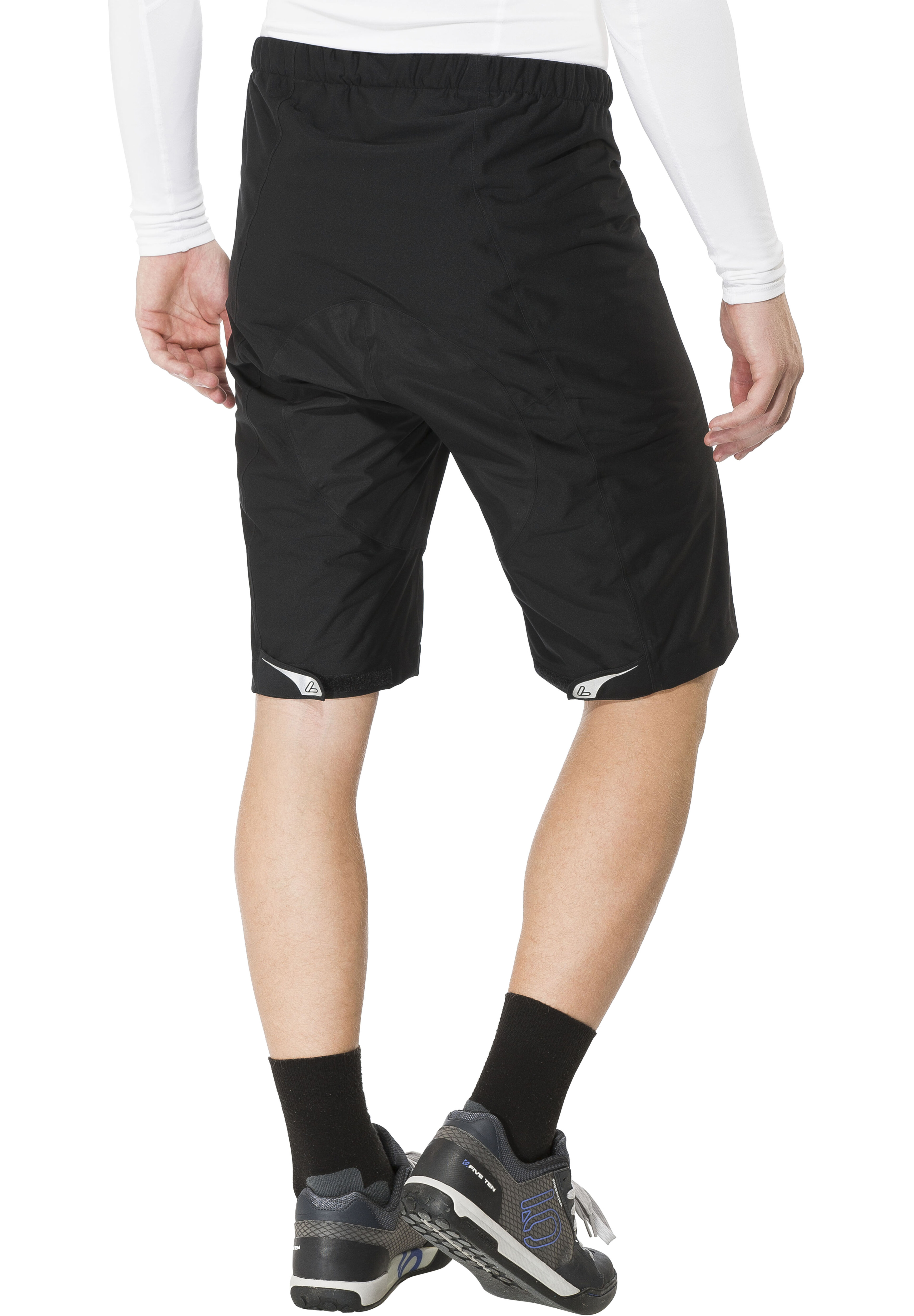 Löffler GTX Active Bike Shorts Herren schwarz online kaufen bei Bikester bc8ecb367d